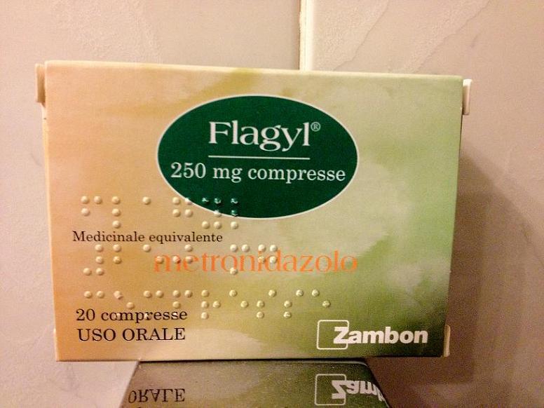 flagyl uso acquario in